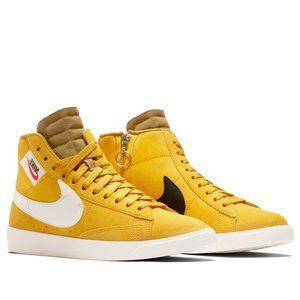 Nike Blazer Mid Rebel XX 'Yellow Ochre' Sneakers 9.5